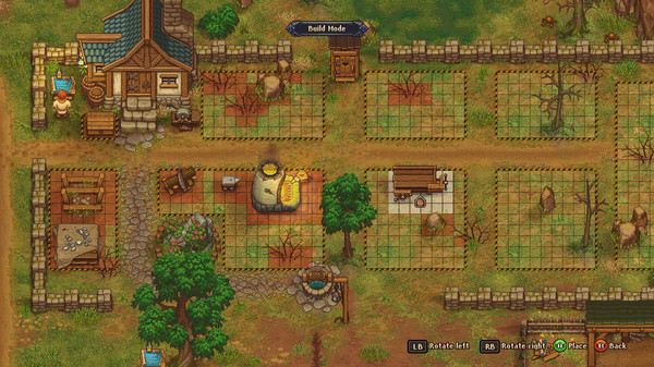 Скриншот №4 к Graveyard Keeper