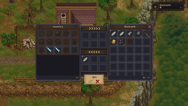 Скриншот №7 к Graveyard Keeper