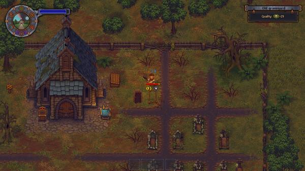 Скриншот №6 к Graveyard Keeper