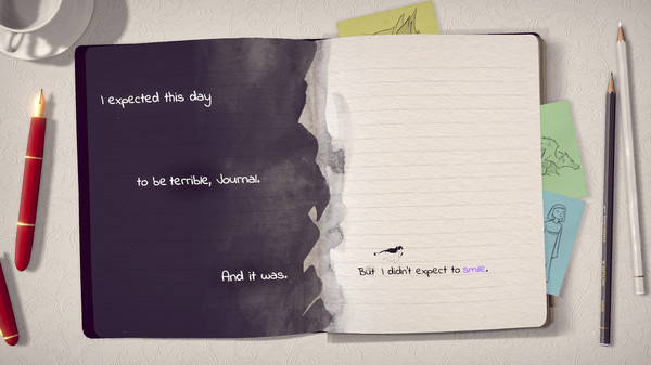 Скриншот №3 к Lost Words Beyond the Page