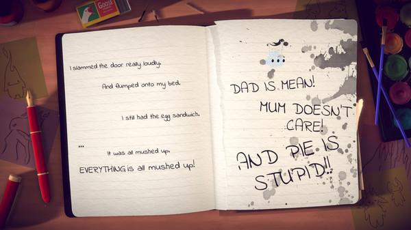 Скриншот №2 к Lost Words Beyond the Page