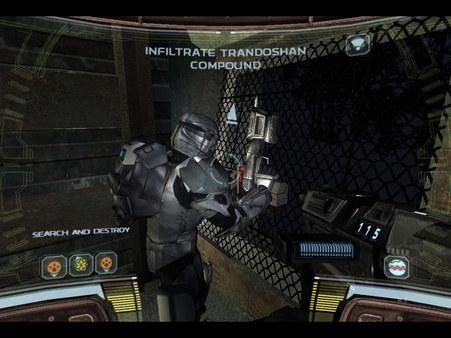 Скриншот №14 к STAR WARS™ Republic Commando™