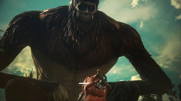 Скриншот №2 к Attack on Titan 2 - A.O.T.2 - 進撃の巨人2