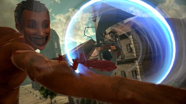 Скриншот №4 к Attack on Titan 2 - A.O.T.2 - 進撃の巨人2