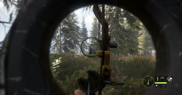 Скриншот №2 к theHunter Call of the Wild™ - Bearclaw Lite Compound Bow