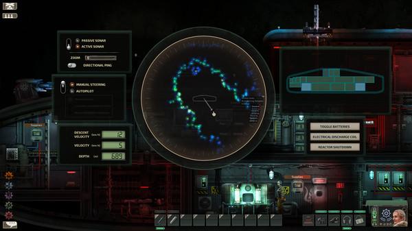 Скриншот №2 к Barotrauma