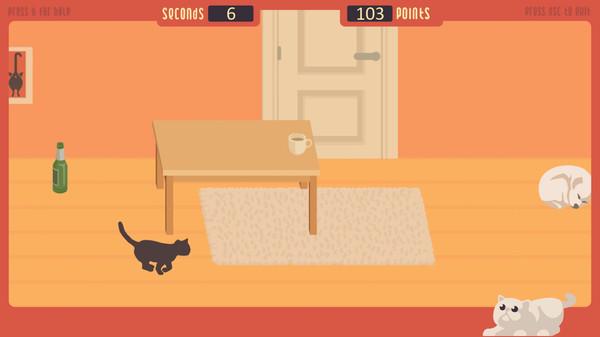 Скриншот №4 к The Cat Games