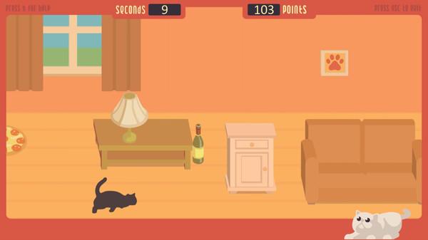 Скриншот №1 к The Cat Games