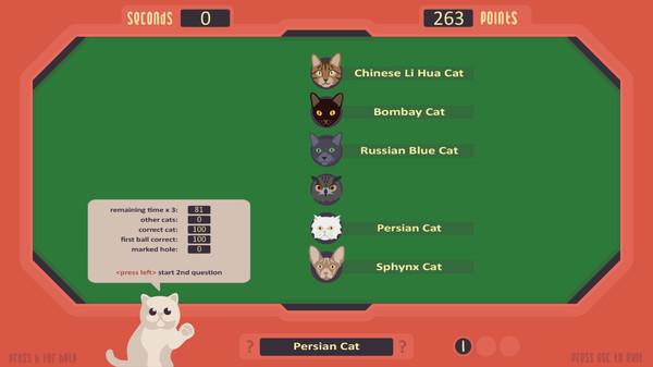 Скриншот №6 к The Cat Games