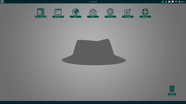 Скриншот №1 к Grey Hack