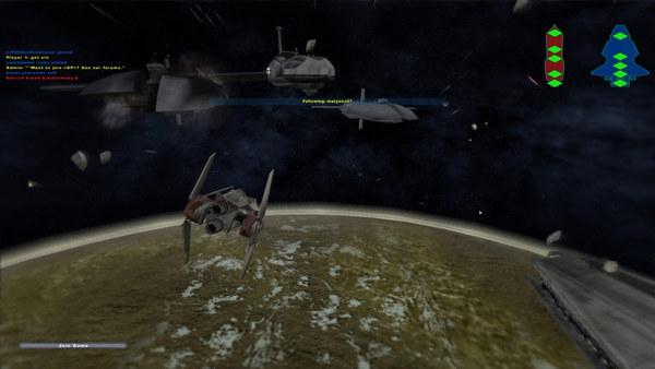 STAR WARS Battlefront 2 (2005) скриншот