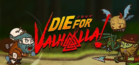 Game Banner Die for Valhalla!