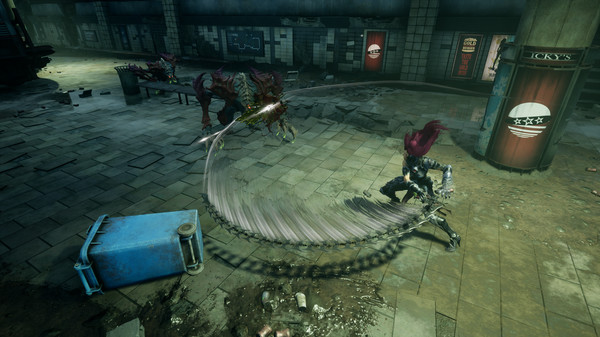 Скриншот №14 к Darksiders III
