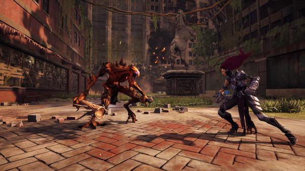 Скриншот №8 к Darksiders III