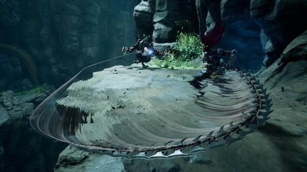 Скриншот №1 к Darksiders III