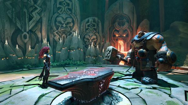 Скриншот №10 к Darksiders III