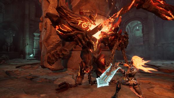 Скриншот №13 к Darksiders III