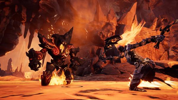 Скриншот №15 к Darksiders III