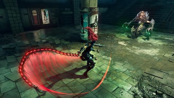 Скриншот №7 к Darksiders III
