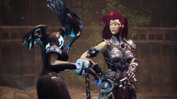 Скриншот №3 к Darksiders III