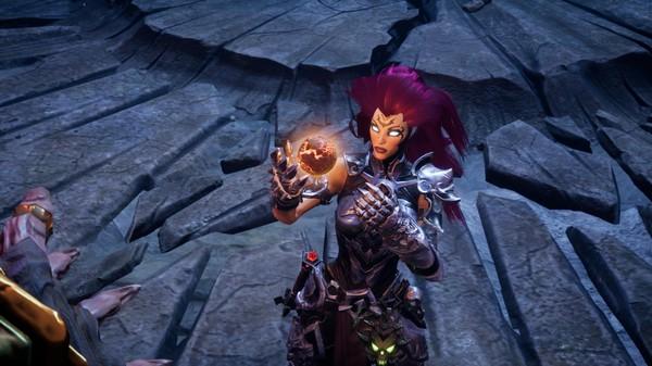 Скриншот №2 к Darksiders III