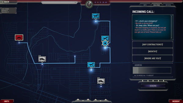 скриншот 911 Operator - First Response 0