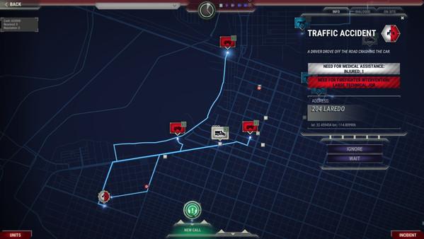 скриншот 911 Operator - First Response 3