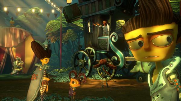 Скриншот №8 к Psychonauts 2