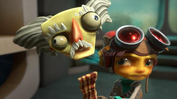 Скриншот №10 к Psychonauts 2