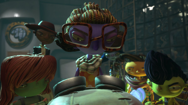 Скриншот №9 к Psychonauts 2