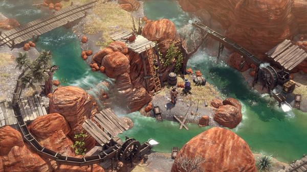 Скриншот №1 к Desperados III