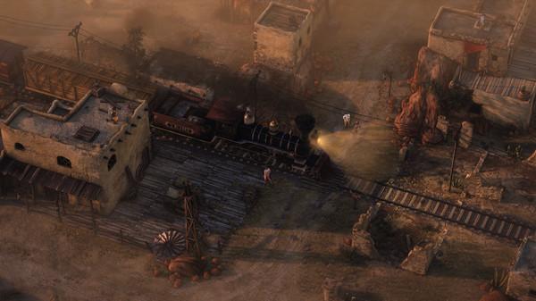 Скриншот №7 к Desperados III