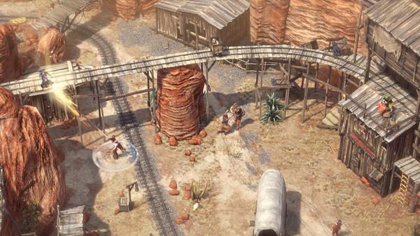 Скриншот №3 к Desperados III