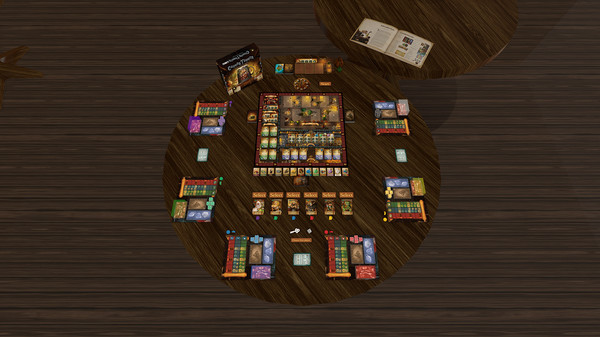 Скриншот №1 к Tabletop Simulator - Cavern Tavern