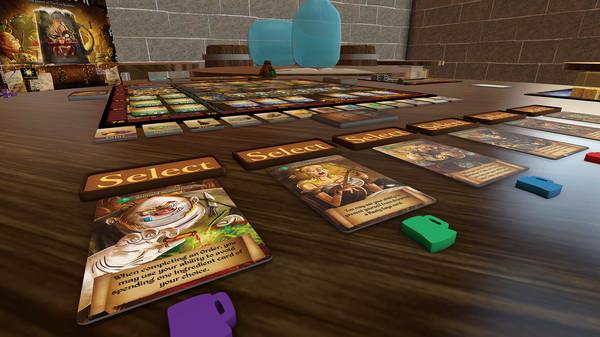 Скриншот №2 к Tabletop Simulator - Cavern Tavern
