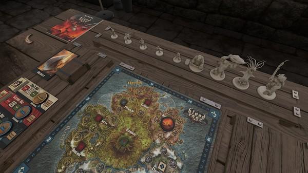 Скриншот №4 к Tabletop Simulator - Blood Rage