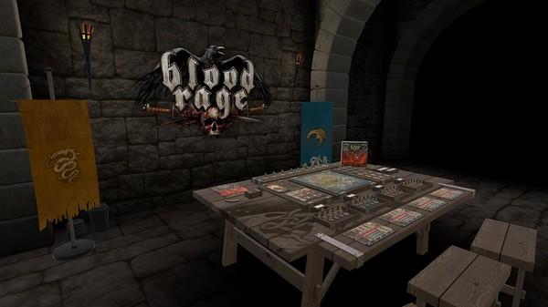 Скриншот №5 к Tabletop Simulator - Blood Rage