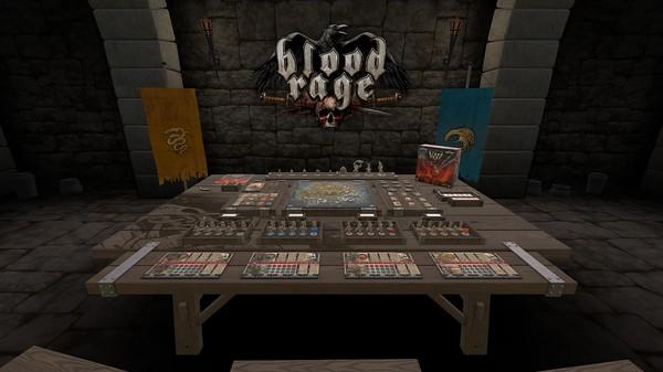Скриншот №1 к Tabletop Simulator - Blood Rage