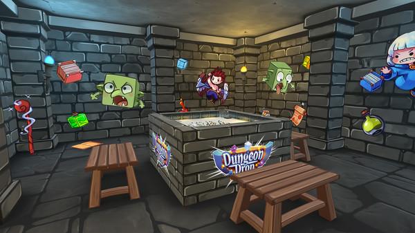 Скриншот №5 к Tabletop Simulator - Dungeon Drop