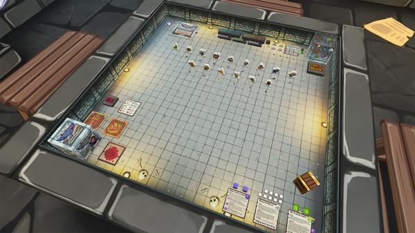 Скриншот №3 к Tabletop Simulator - Dungeon Drop