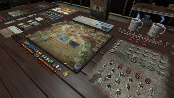 Скриншот №3 к Tabletop Simulator - Dawn of the Zeds