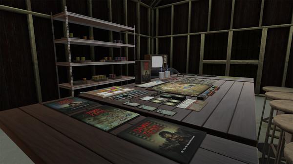 Скриншот №1 к Tabletop Simulator - Dawn of the Zeds