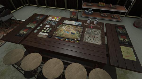 Скриншот №4 к Tabletop Simulator - Dawn of the Zeds