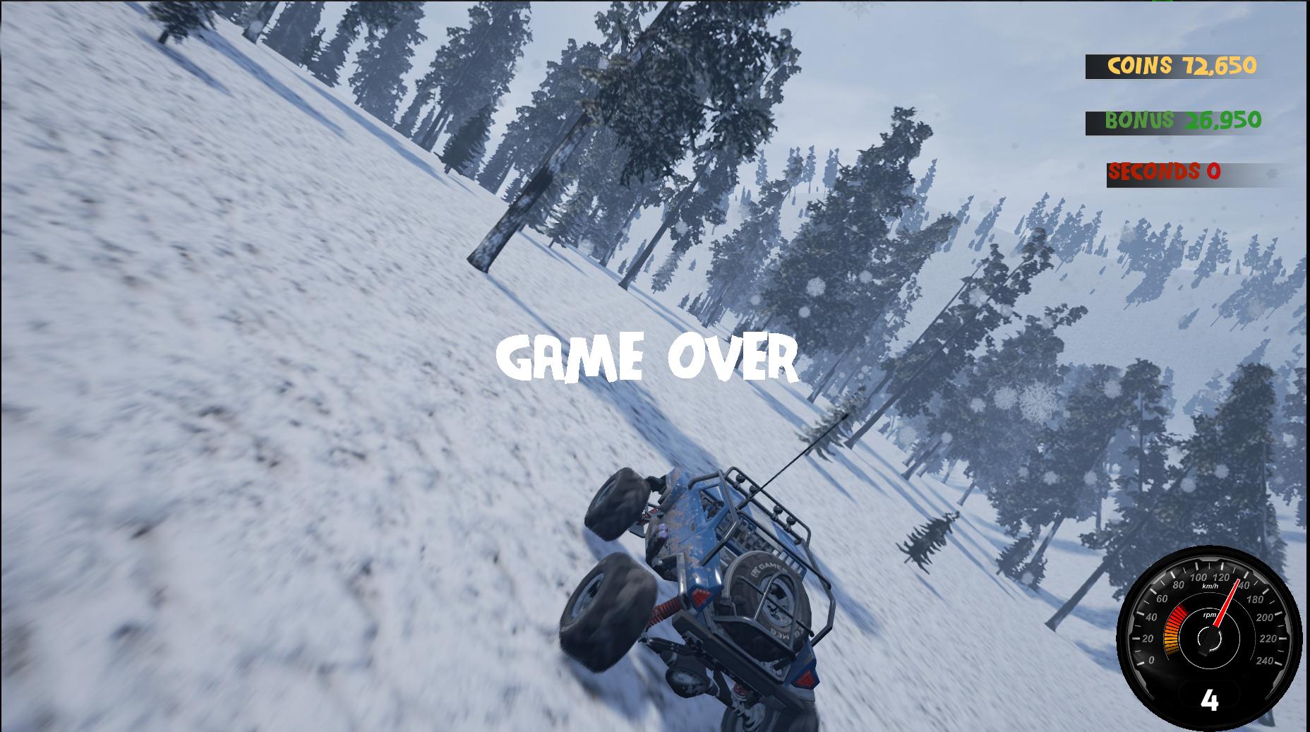 Crazy Buggy Racing Screenshot 3
