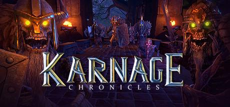 Karnage Chronicles Cover Image