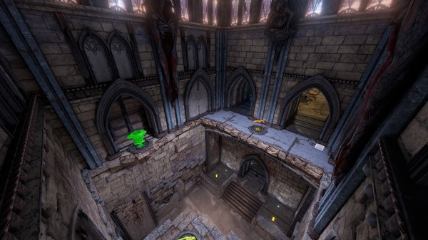 Quake Champions скриншот