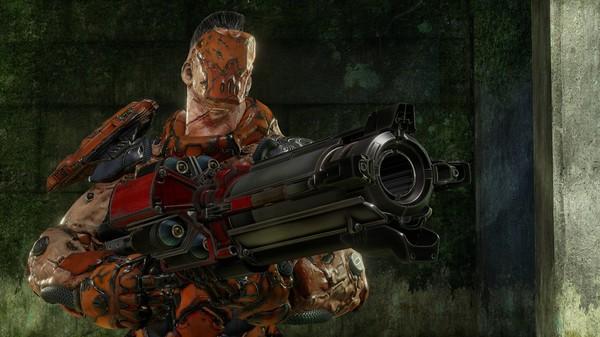 Скриншот №5 к Quake Champions