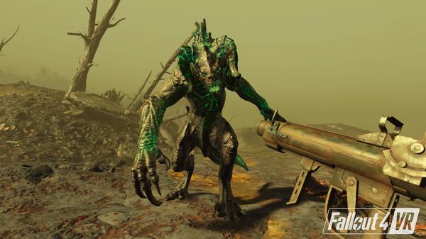 Скриншот №4 к Fallout 4 VR