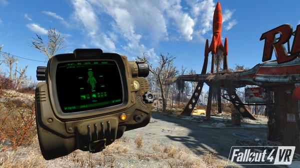 Скриншот №1 к Fallout 4 VR