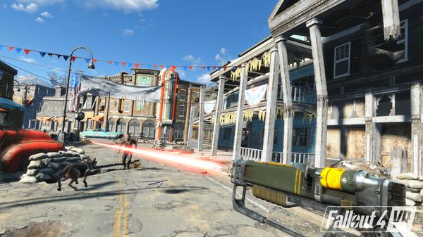 Скриншот №5 к Fallout 4 VR